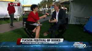 Author John Branch talks about his book