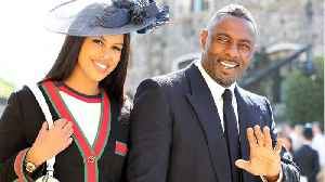 Idris Elba Talks About DJing At The Royal Wedding [Video]