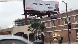 Anti-CNN Billboard by The Faction [Video]
