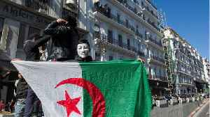 Algeria Protests See 183 Injured [Video]