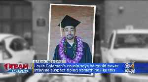 Louis Coleman's Cousin: No Sign Kidnapping Suspect Could Be Violent [Video]