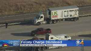 Felony Charges Dropped For Noe Gamez-Ruiz, Charged With Trooper Cody Donahue's Death [Video]