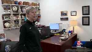 Could Bentley's womens basketball coach be headed to Hall of Fame? [Video]