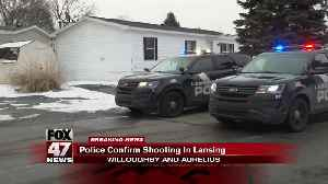 Police: 3 men shot in South Lansing on Friday [Video]