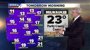 Partly cloudy and pleasant Saturday [Video]
