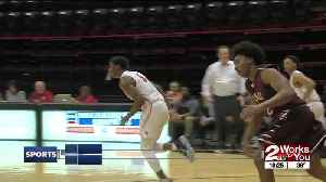 Booker T, Memorial Advance to State Tournament [Video]
