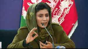 Afghanistan war: Women voice concern at conference [Video]