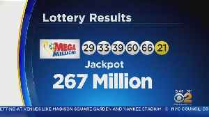 Winning Mega Millions Ticket Sold In New Jersey [Video]