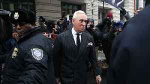 Judge Demands Explanation about New Roger Stone Book [Video]