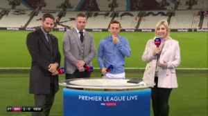 Noble hails home form and Billy Bonds [Video]