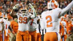 Clemson's Clelin Ferrell would love to reunite with Dolphins DL coach Marion Hobby [Video]