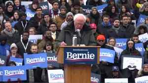 Sanders gets personal as he hits campaign trail [Video]