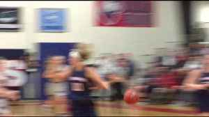 DeSales Women's Basketball NCAA Opener Highlights