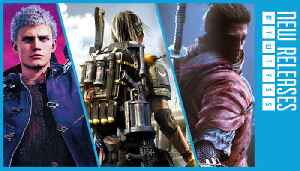 New Releases - Top Games Out This Month -- March 2019 [Video]