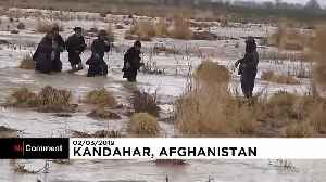 Residents evacuate as flash floods hit southern Afghanistan [Video]