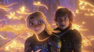 'How to Train Your Dragon 3' Wins The Box Office Race [Video]