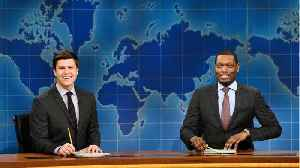 SNL's Weekend Update Anchors Are Guest Hosting WWE Raw [Video]