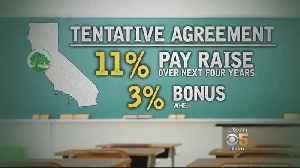 Oakland Teachers To Vote On Deal To End Week-Long Strike [Video]
