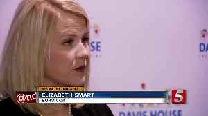 Elizabeth Smart shares personal story at annual Button Ball in Franklin [Video]