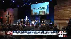 United Methodist Church of the Resurrection pastor updates members after controversial vote [Video]