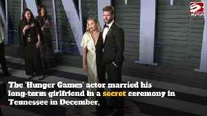 Liam Hemsworth and Miley Cyrus' wedding was unexpected [Video]