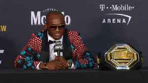 Kamaru Usman becomes first Africa-born UFC champ [Video]