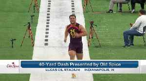 Ohio State defensive end Nick Bosa runs an unofficial 4.79 40-yard dash at 2019 combine [Video]