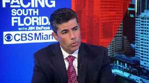 WEB EXTRA: Florida House Speaker Jose Oliva Speaks On Abortion