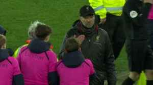 Klopp confronts sarcastic ball boy [Video]