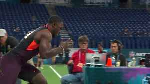 LSU linebacker Devin White's 2019 NFL Scouting Combine workout [Video]