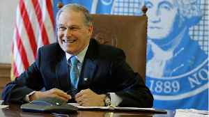 Jay Inslee Is Running On Climate Change [Video]