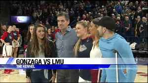 Gonzaga women clinch WCC outright with win over LMU [Video]