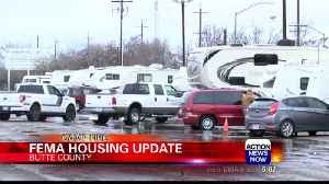 Some Camp Fire survivors still waiting for housing [Video]