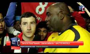 Arsenal 1 Wigan 1 (4-2 Pens)  - The Players Stepped Up [Video]