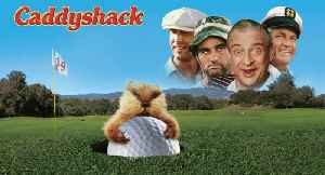 Caddyshack Movie (1980) - Chevy Chase, Rodney Dangerfield, Bill Murray [Video]