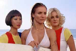 Charlie's Angels Full Throttle Movie (2003)  Cameron Diaz, Drew Barrymore, Lucy Liu [Video]