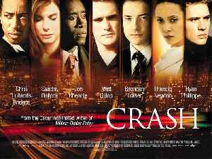 Crash Movie (2004) Sandra Bullock, Don Cheadle, Matt Dillon [Video]