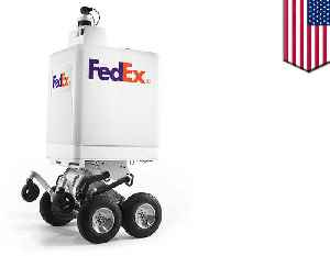 FedEx unveils new autonomous delivery robot [Video]