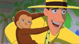 Curious George Movie (2006)  Will Ferrell, Drew Barrymore, Dick Van Dyke [Video]