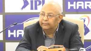 Pakistan wasn't mentioned in BCCI's letter to ICC : Amitabh Choudhary| OneIndia News [Video]