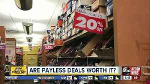 Are Payless deals worth it? [Video]