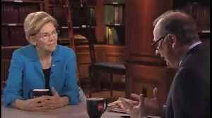 """Elizabeth Warren reveals why she lied about being """"American Indian."""" [Video]"""