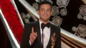Rami Malek's Oscar Win Matters For Arab & Middle Eastern Representation [Video]