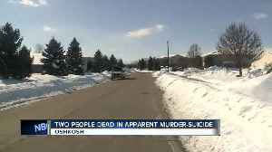 Two people killed in apparent murder-suicide [Video]