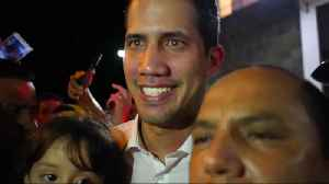 Guaido begins journey home from Ecuador [Video]