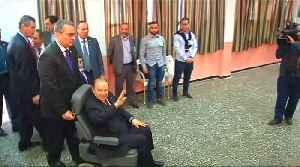 Bouteflika confirms bid for fifth term amid ongoing protests [Video]