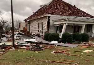 Fatalities in Beauregard, Lee County, After Tornado Hits 'Like a Freight Train' [Video]