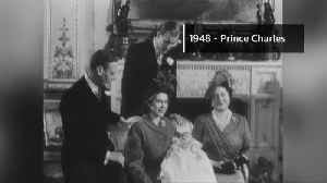 Britain's royal babies through the years [Video]