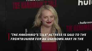 Elisabeth Moss in talks for The Invisible Man [Video]
