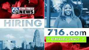 Hiring 716: Careers in renewable energy [Video]